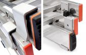 3x14 z prowadnicami zapożyczonymi z najwyższej półki linii produkcyjnej KRAUSE - serii STABILO