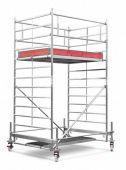 Trwała aluminiowa konstrukcja objęta 12-miesięczną gwarancją.