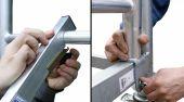Montaż element&oacute;w&nbsp;rusztowania odbywa&nbsp;się bez użycia narzędzi. <br />